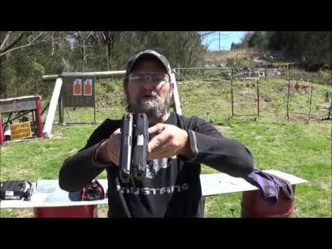 Ruger American 45 VS S&W M&P M2 0 45