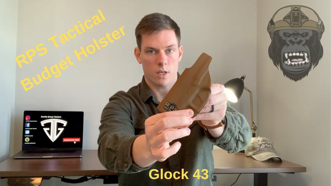 RPS Tactical Budget Holster Impression