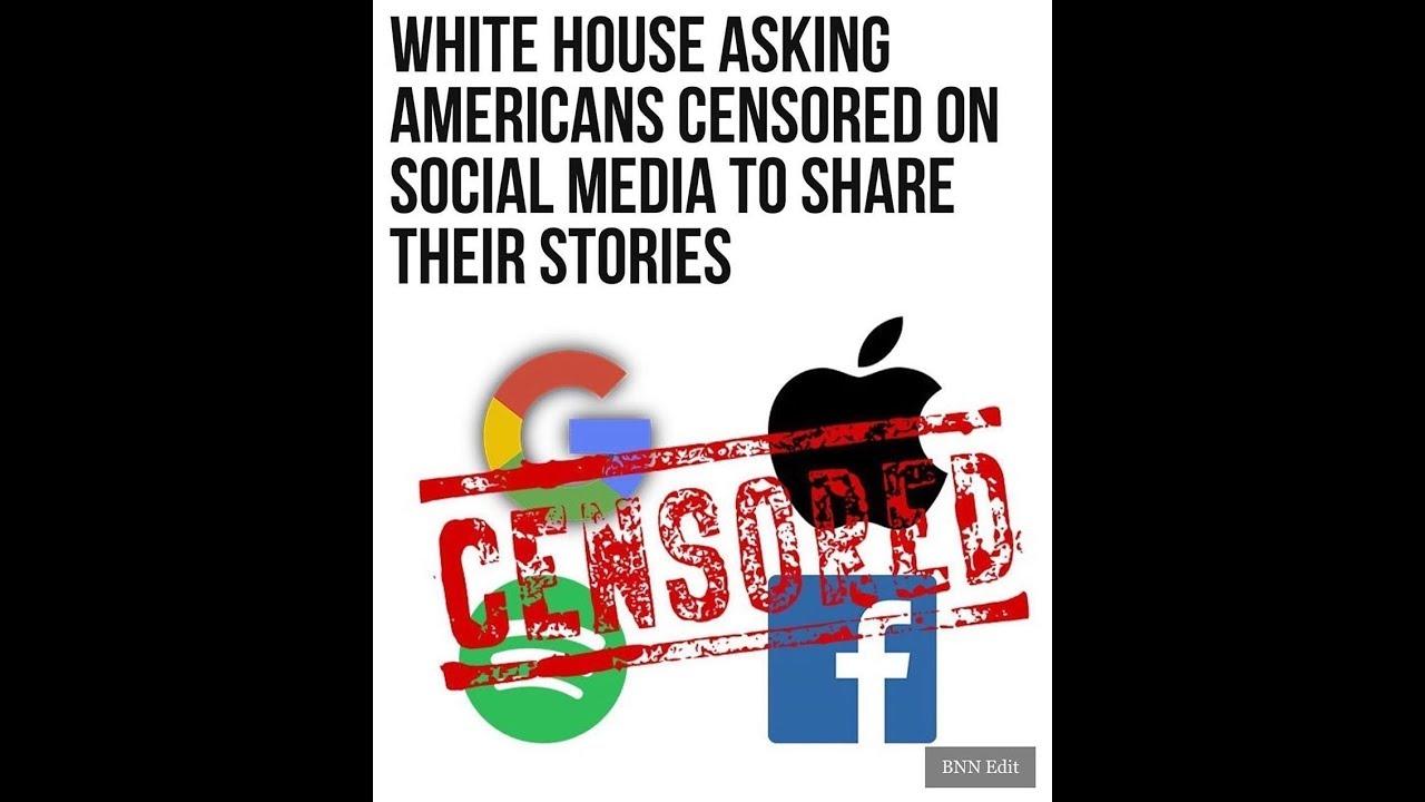 Conservative speech restricted on social media