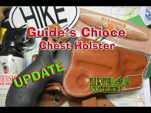 Guide's Choice Chest Holster Update