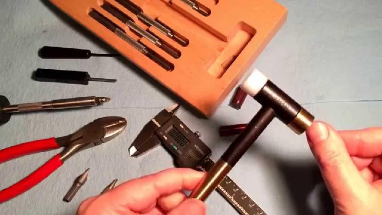 Gunsmithing tip #3 - Hand tools