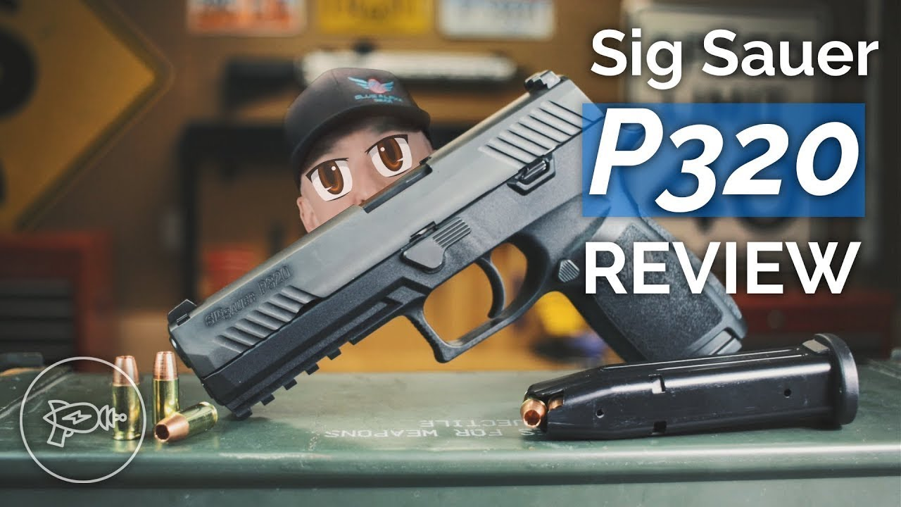 Sig Sauer P320 [Review]: The US Army Chose It...Should You?