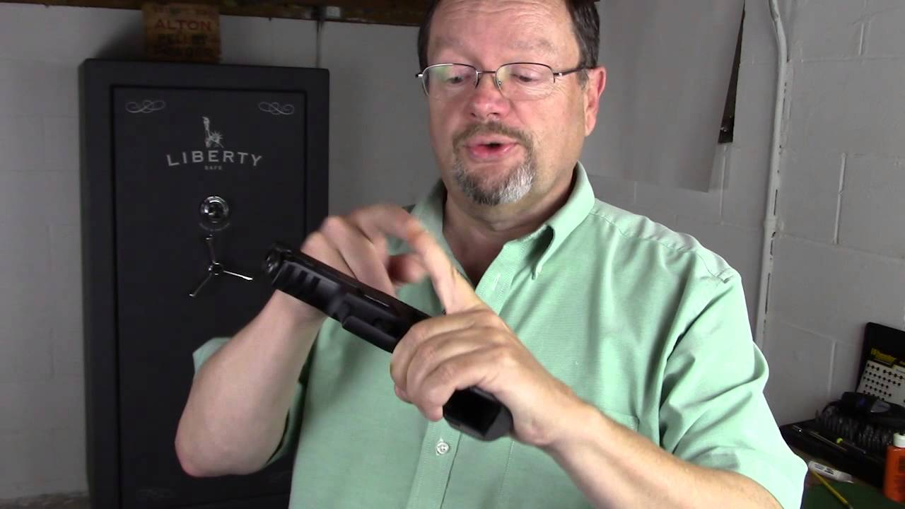 Double action accuracy using a Sig Sauer P229