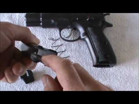 CZ-75 Strip and Assembly