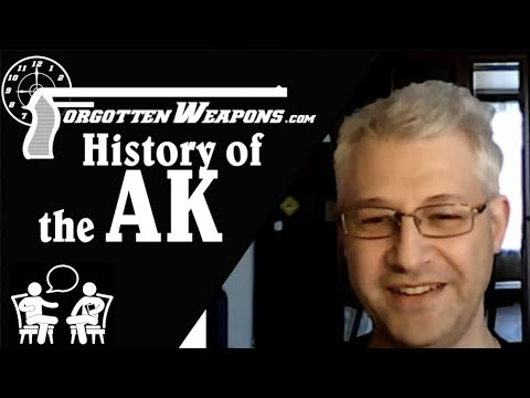 Developmental History of the AK with Max Popenker