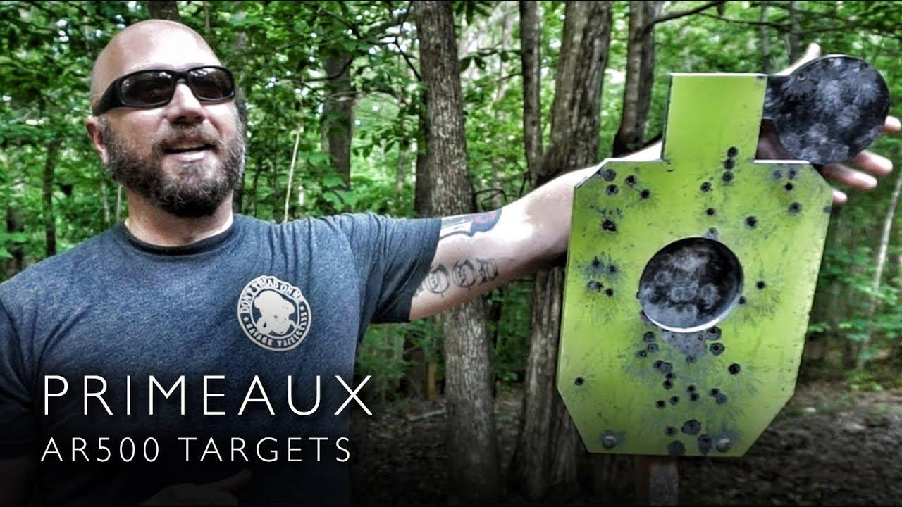 No Negotiation Target - Primeaux Targets