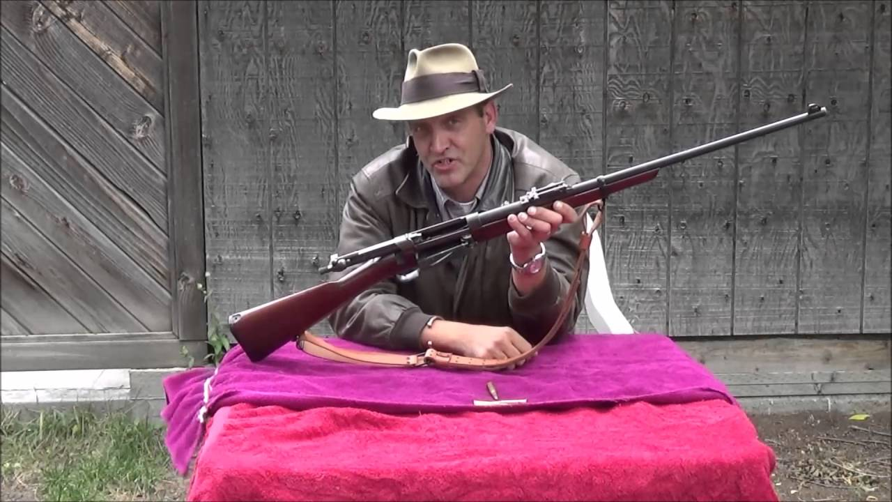 30-40 Krag Rifle review