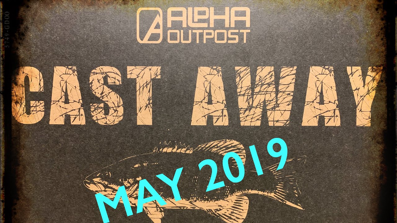 ALPHA OUTPOST   MAY 2019