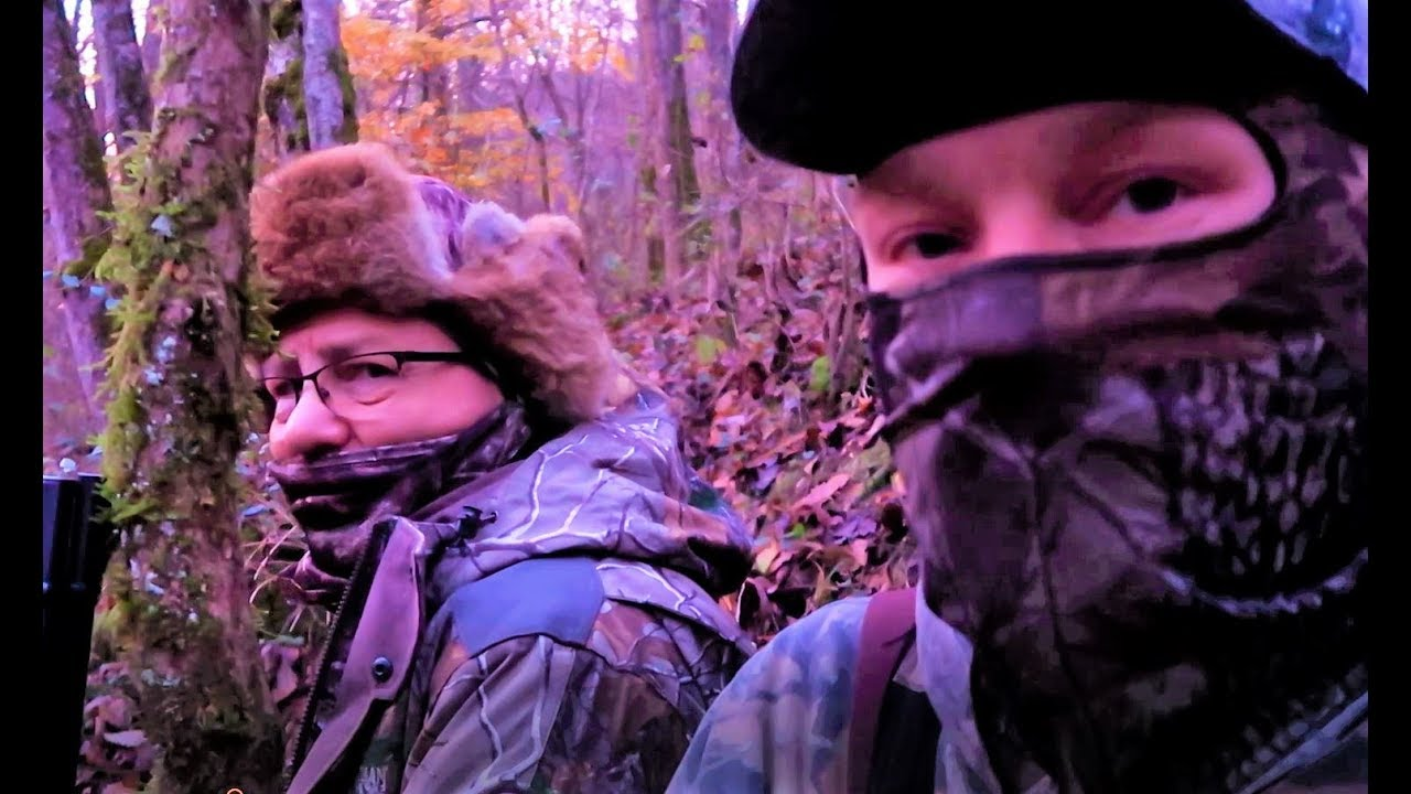 Whitetail Hunting with Dad - Thanksgiving weekend 2018
