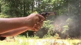 .32 S&W reloads test fire