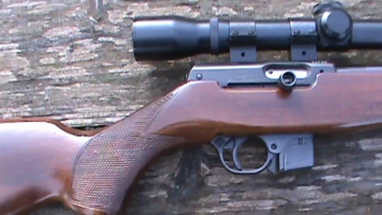CZ 511 .22 Semi Automatic Rifle