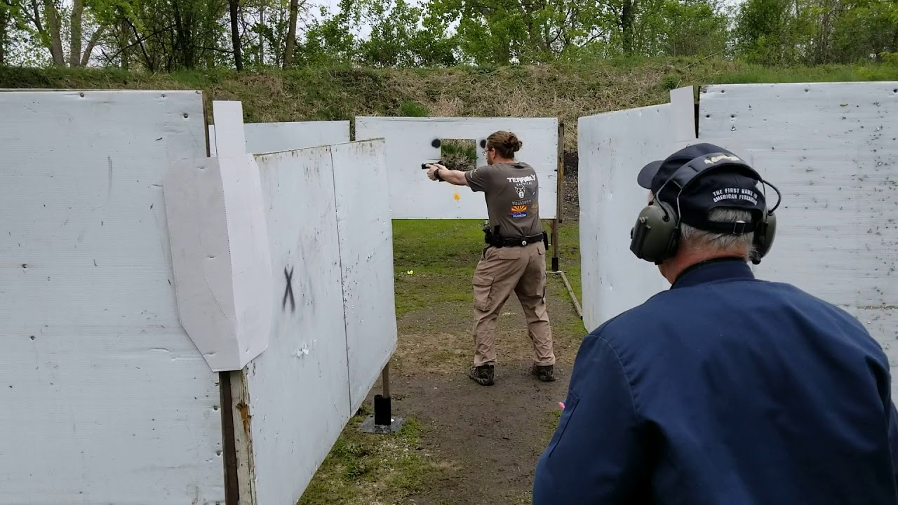 USPSA LIMITED DIVISION MAY 12TH (OPSC)