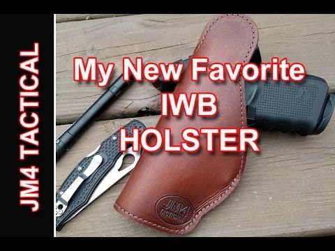 JM4 Tactical IWB Holster