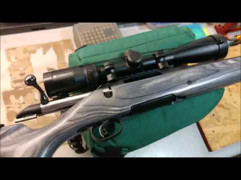 Ruger American Predator 223 with Boyds Prairie Hunter stock