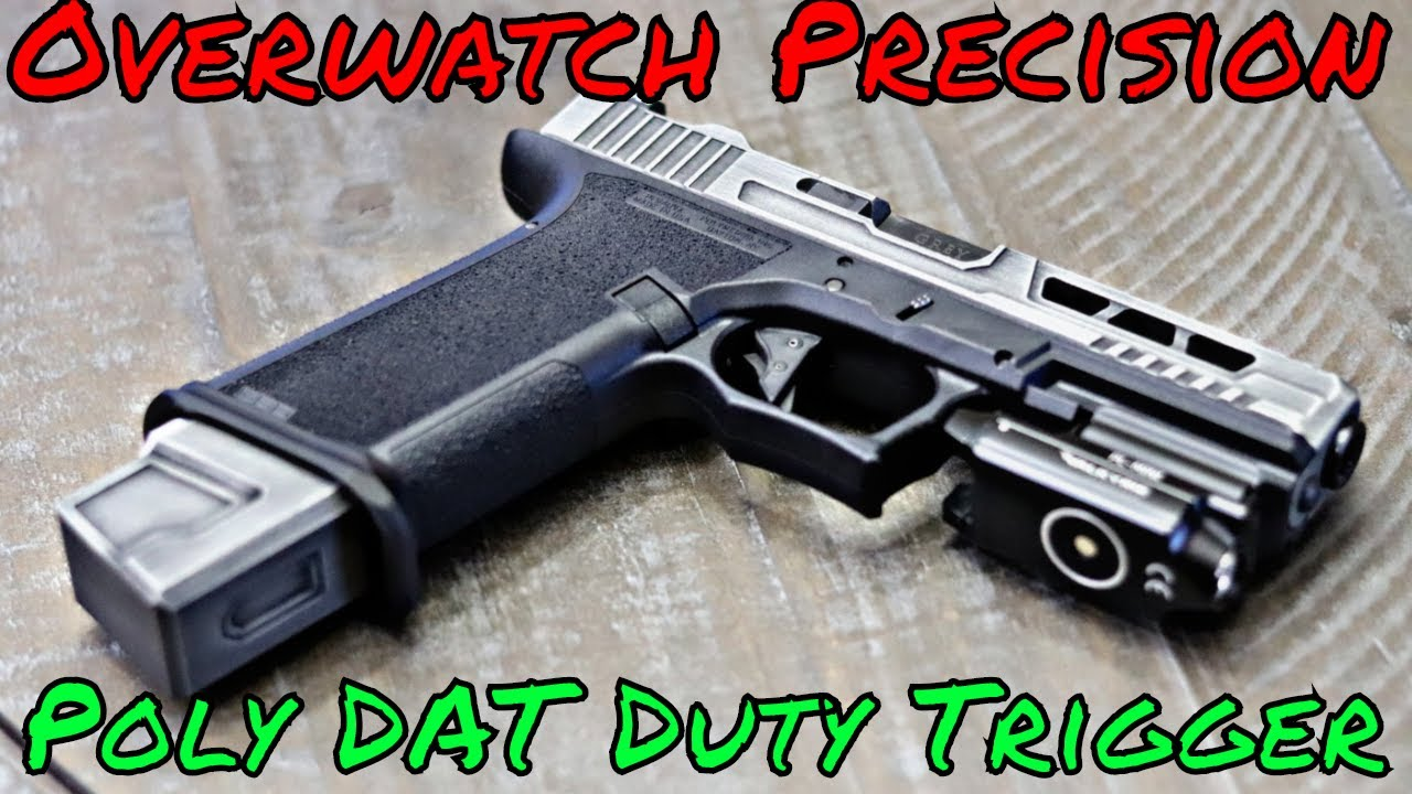 Overwatch Poly DAT Trigger Best Budget Trigger!