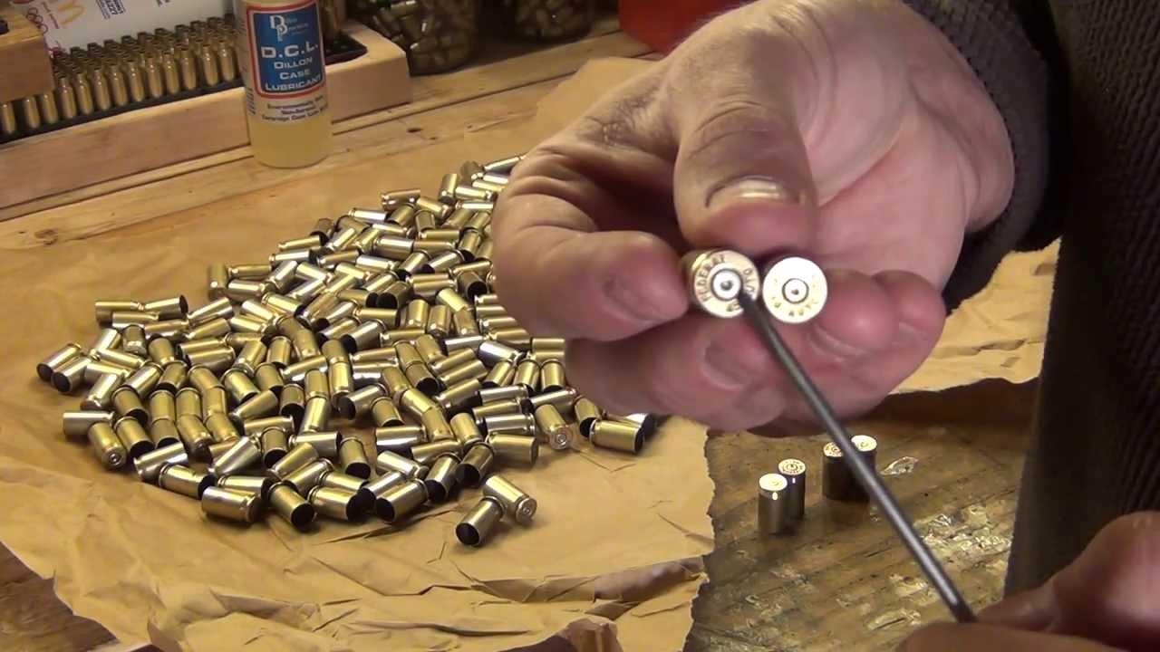 Small pistol primers in the 45 acp? - HD