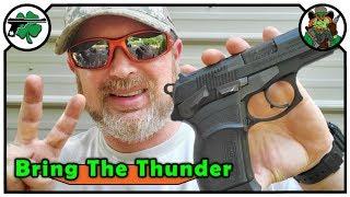 Bersa Thunder 45 Ultra Compact Bench Review