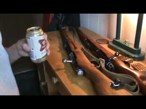Charger Loading: Kar98K vs. M91/30