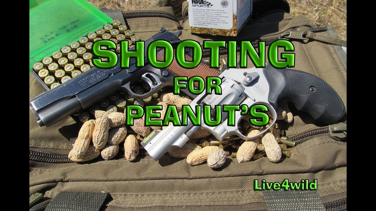 Shooting for Peanuts!!!!