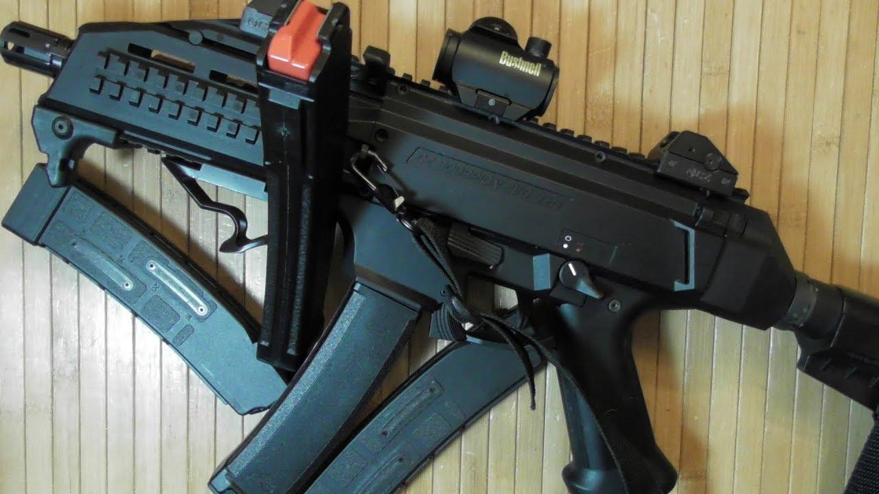 PSA AKV для Скорпиона