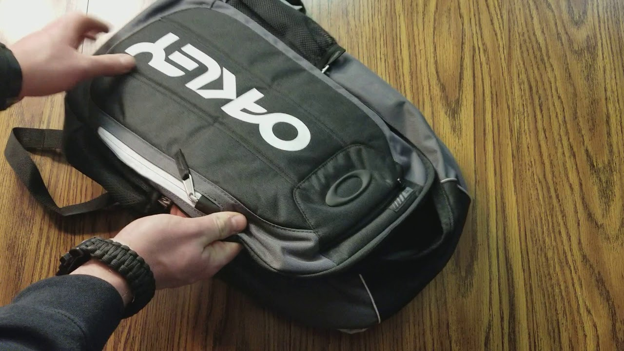 OAKLEY ENDURO 20L (BALLISTIC BACKPACK)