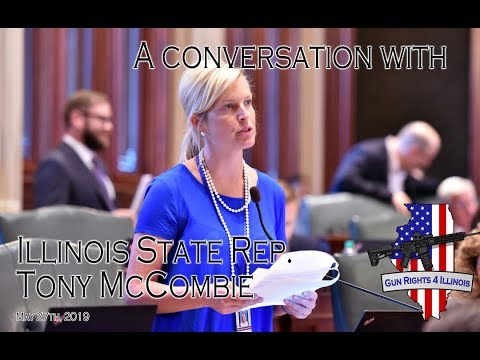 A conversation with Tony McCombie about gun rights in Illinois May 27th 2019