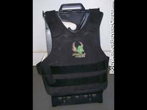 Level II Concealable Body Armor