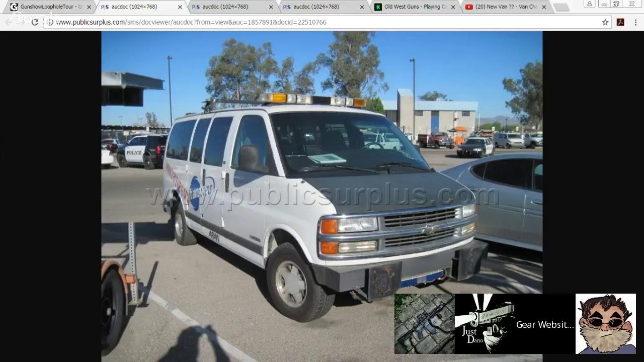 New Van ?? - Van Chat VXII