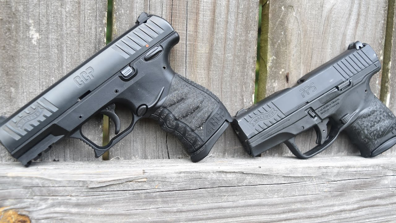 Walther PPS M2 vs CCP M2. Which Walther Is The Better CCW?