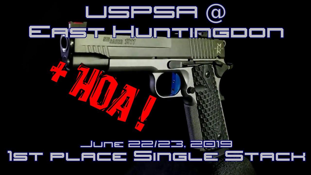 USPSA @ East Huntingdon - June 22/23 - Single Stack
