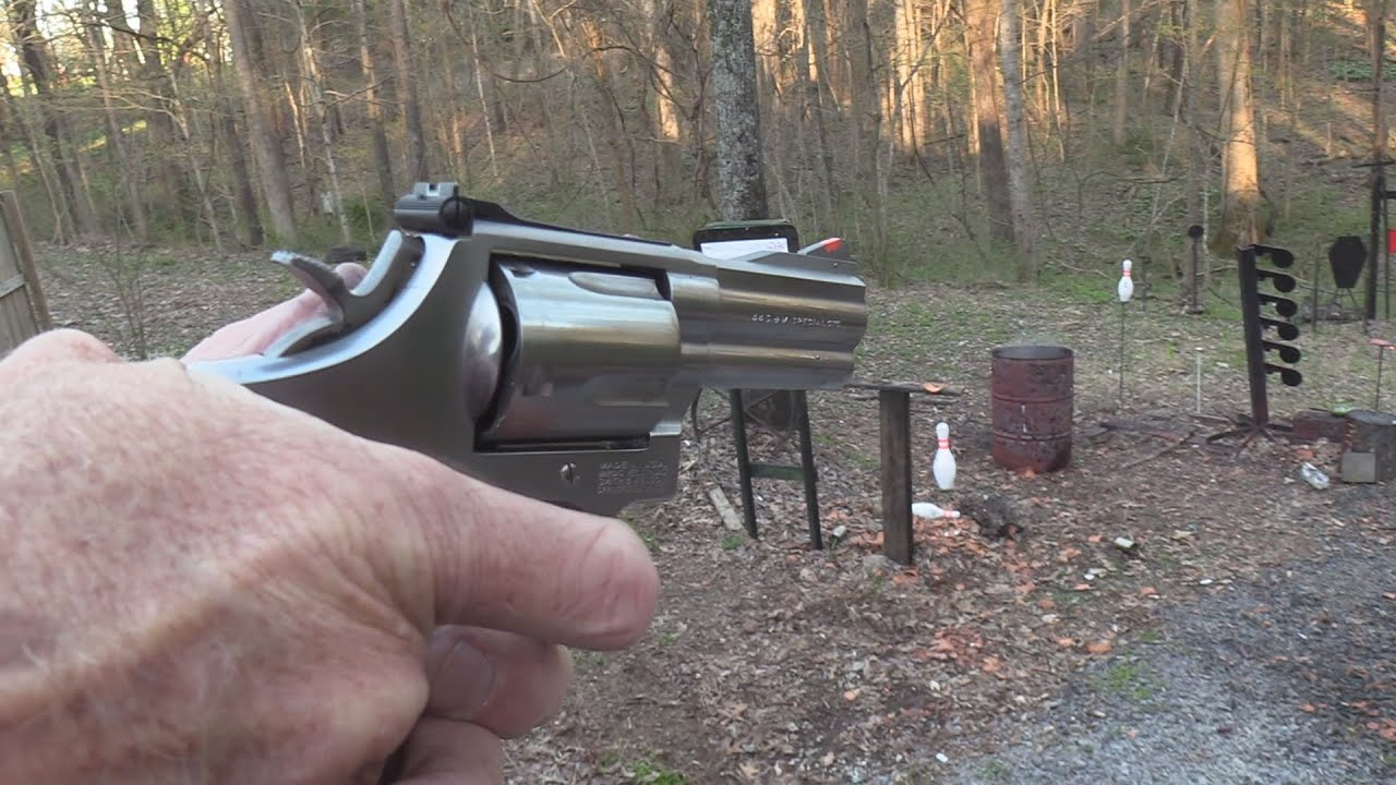 S&W Model 696 Chapter 2     .44 Special