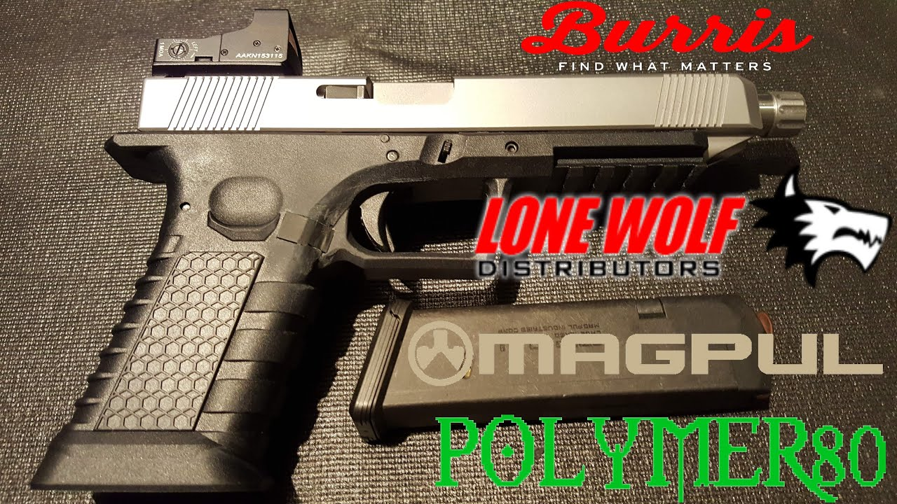 Polymer80 Pistol Build Final?