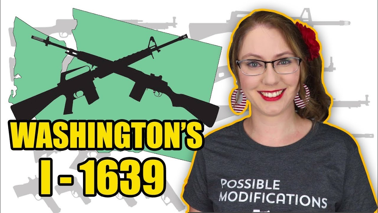 The Battle Against Gun Control I-1639