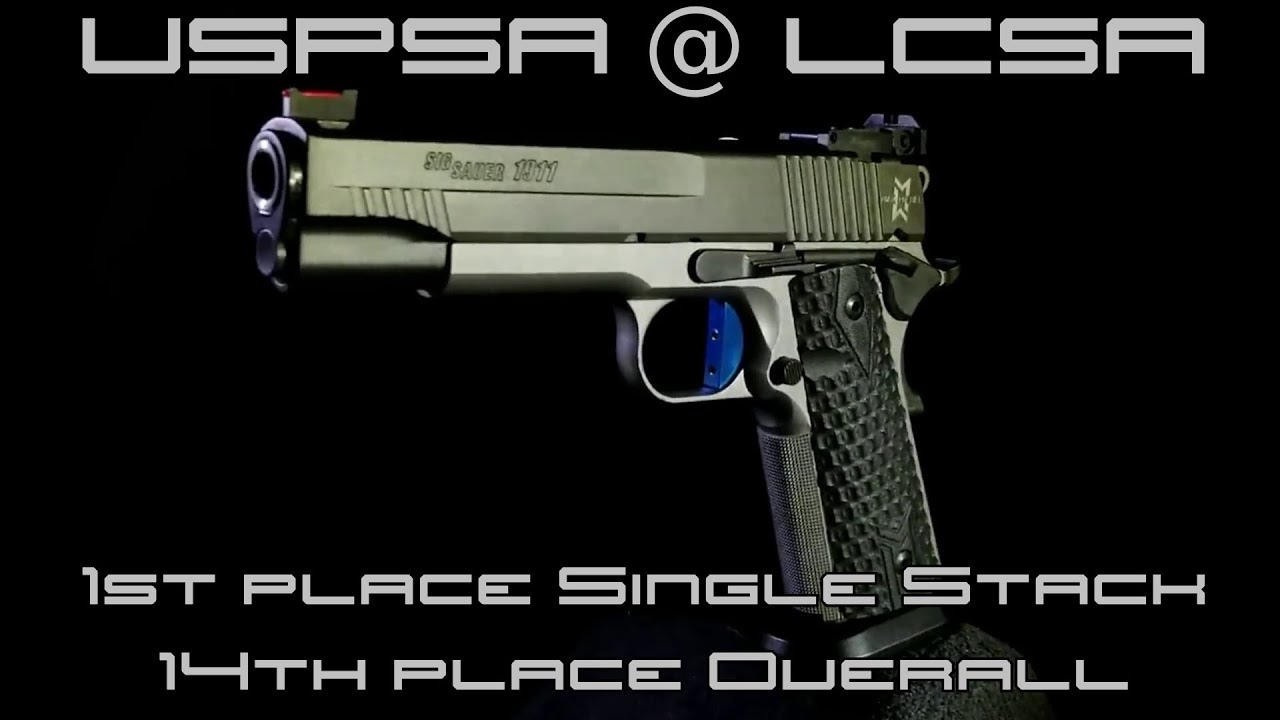 USPSA @ LCSA - June 8, 2019 - Single Stack