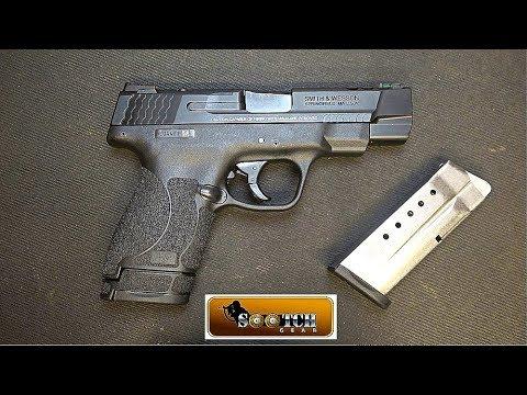 New S&W M&P Shield 4