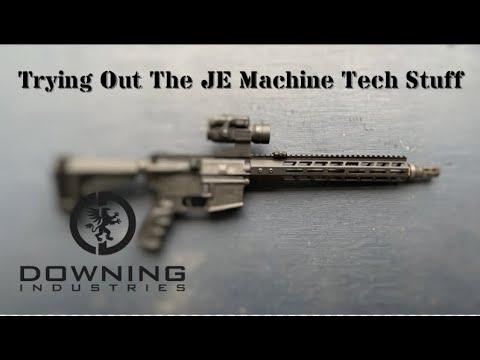 JE Machine Tech Parts...