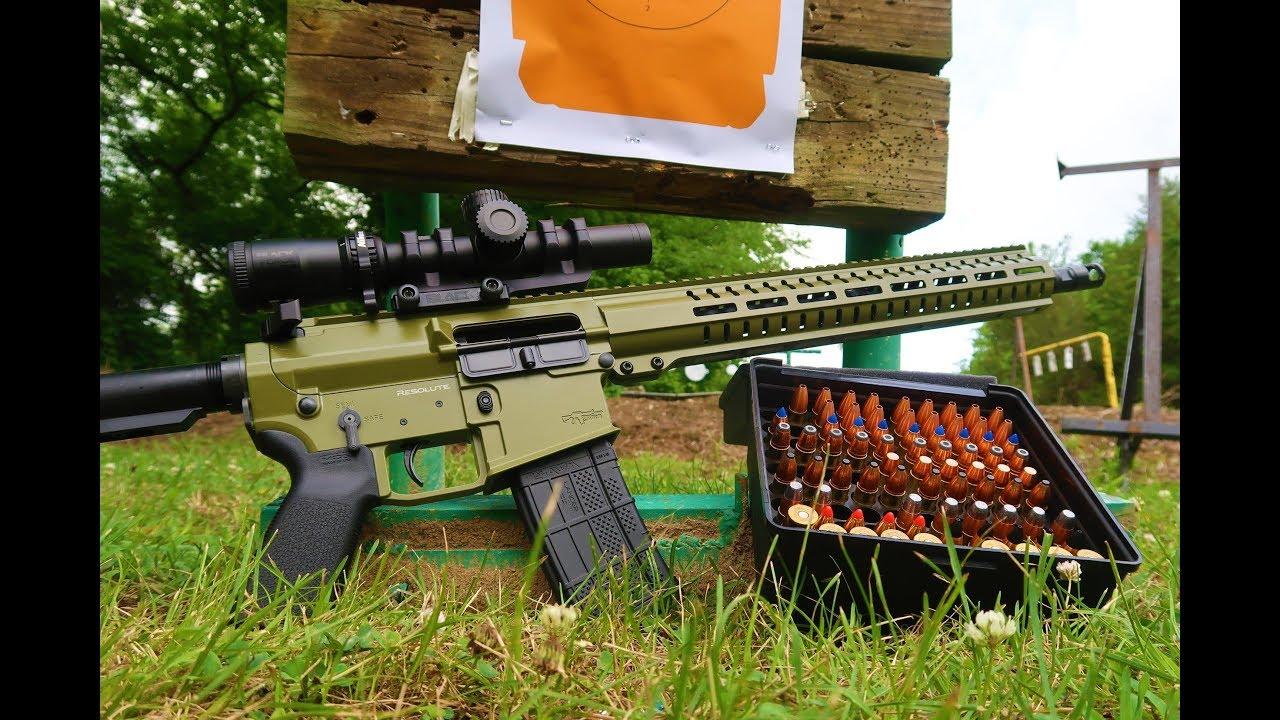 458 Socom Bullet Drop