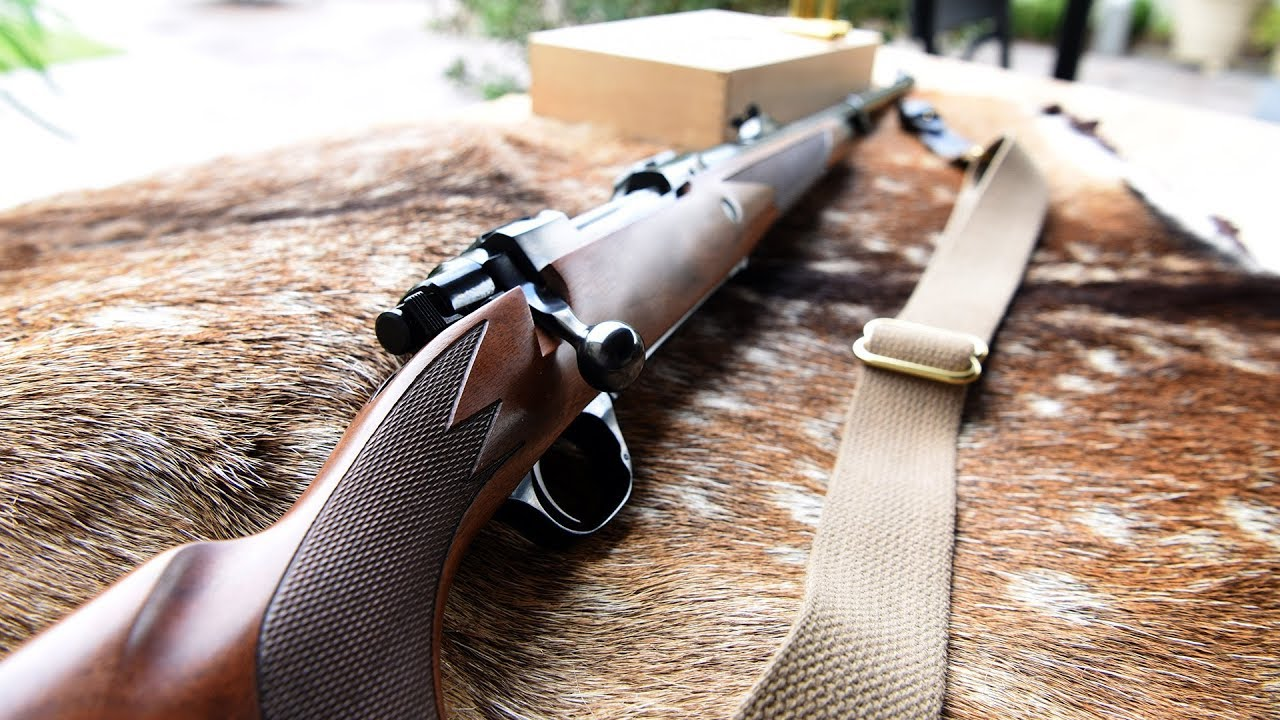 Lipsey's Exclusive: Ruger M77 African 275 Rigby