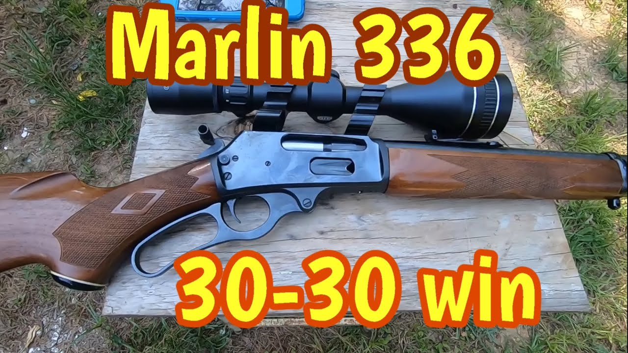 Marlin 336 it' strengths and weaknesses,