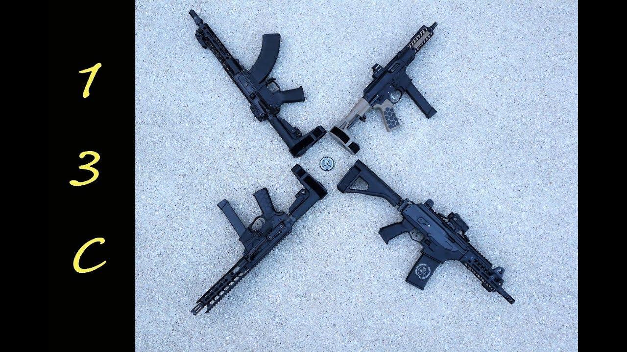 The best Pistol Brace right now? Brace Yourself.