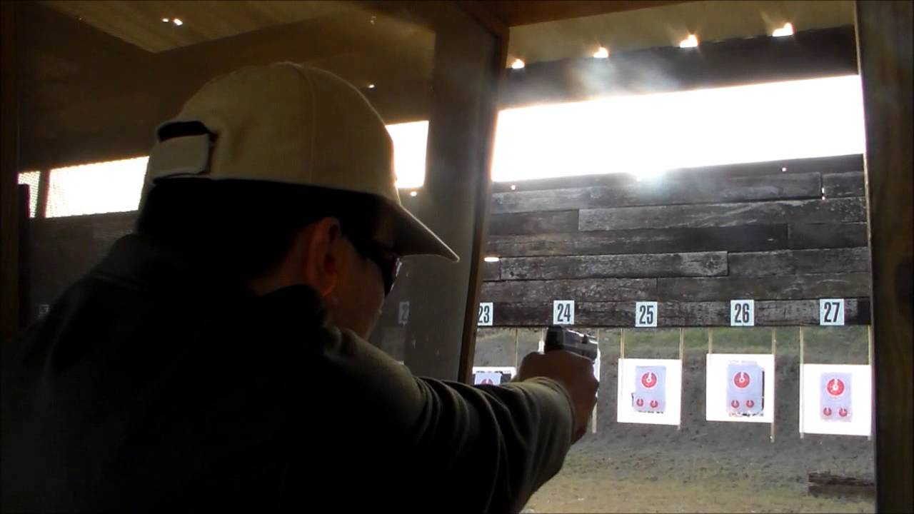 TAURUS MILLENIUM G2 SHOOTING