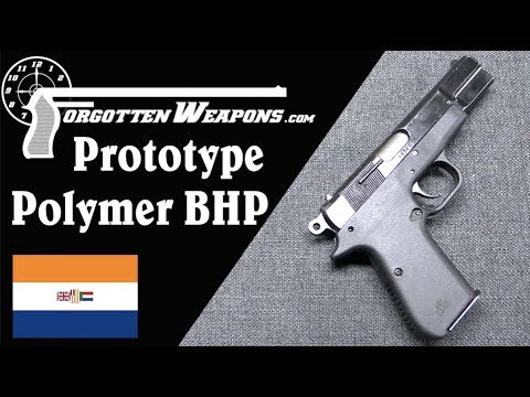 Smith & Beecham Prototype Polymer High Power
