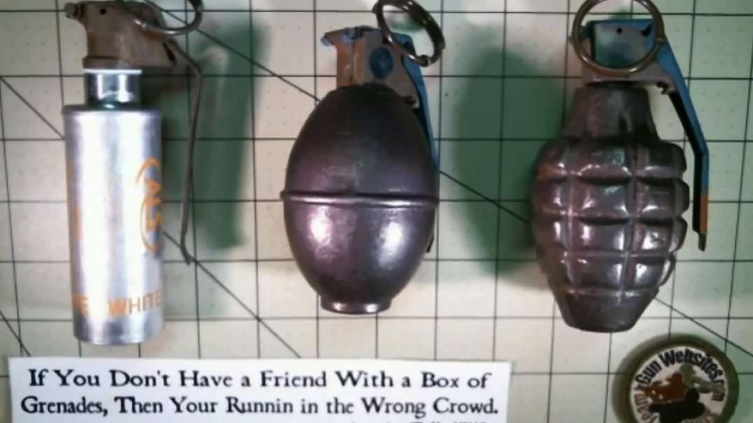 Life is Like a Box of Grenades