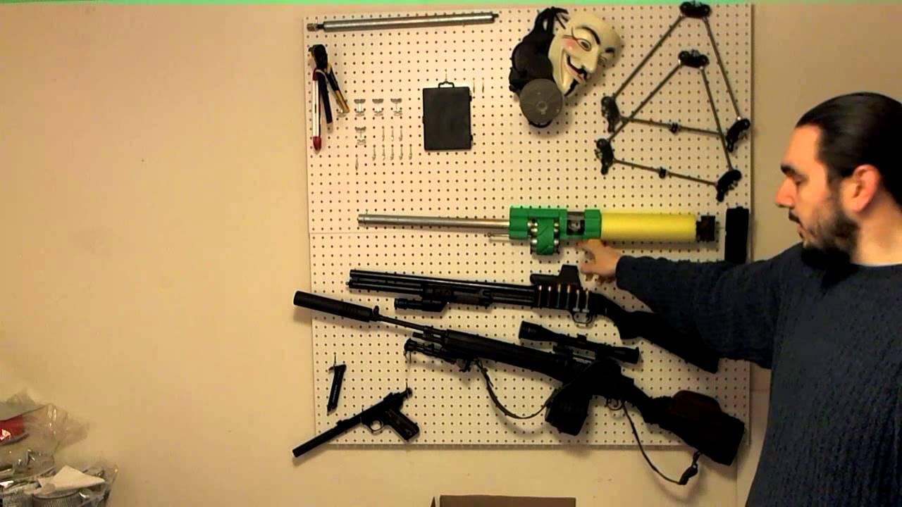 #Liberator12k | 16 - Click, No Bang? Adventures in 3D printing