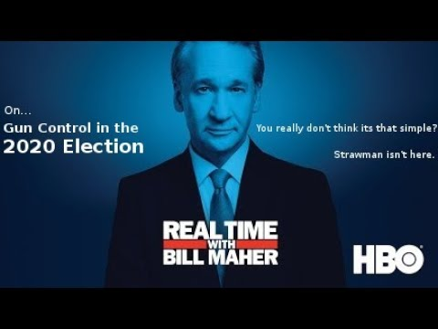 Bill Maher Tries to Educate Democrats on Gun Control (Part 2)