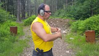 The most Important Pistol Shooting Drill