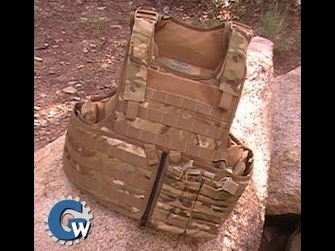 Diamondback Tactical Predator  Ballistic Vest