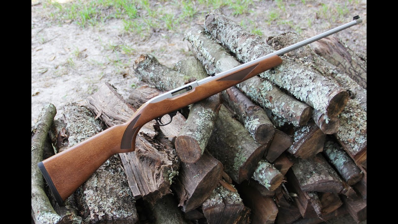 Lipsey's Exclusive: Ruger K1022-22 Review
