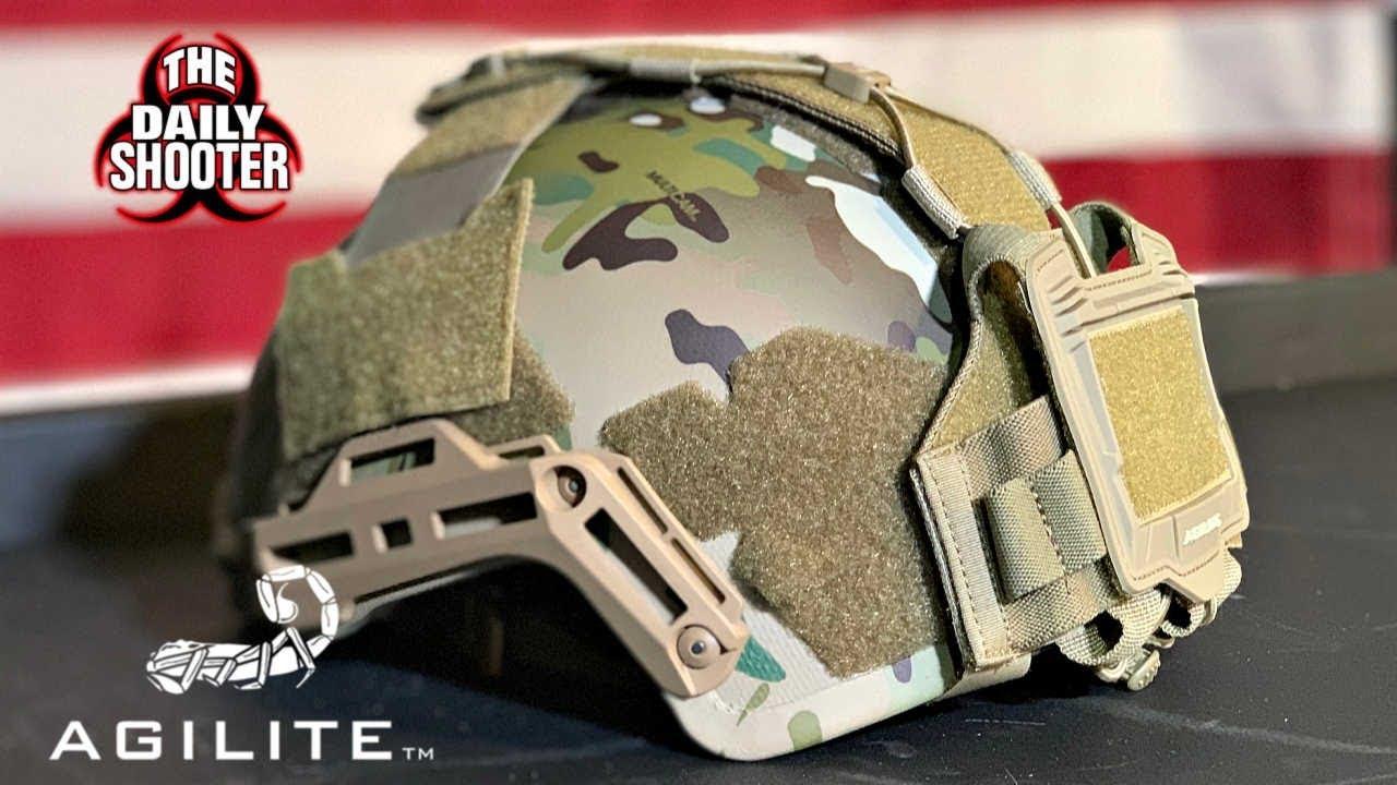 Agilite Tactical Helmet Bridge