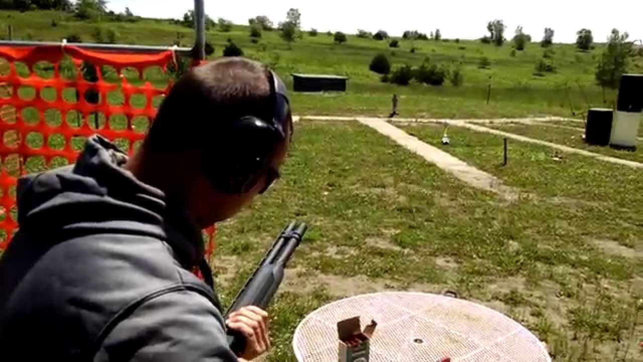Appanoose County IDPA 3-Gun 2015-05-31 Stage 1